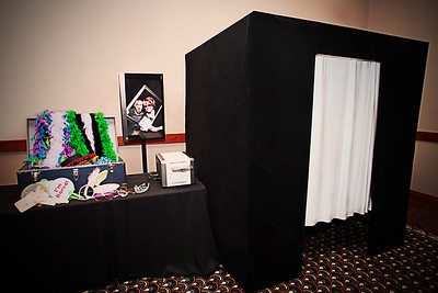 Enclosed Booth Photos