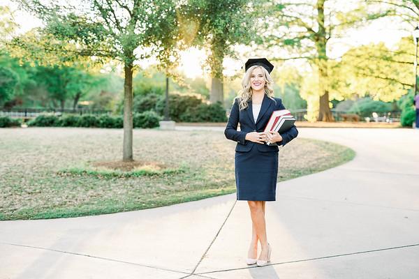 Hailey Kirby || Law School Graduation