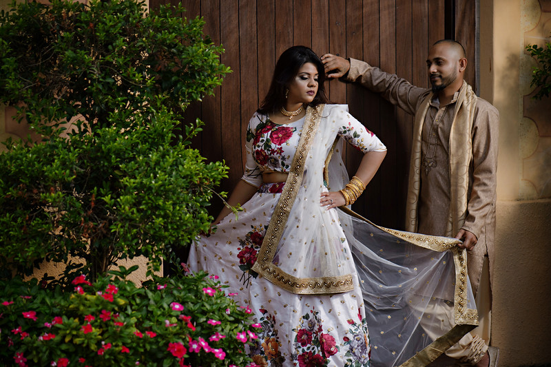 Amrita and Alvin E Session