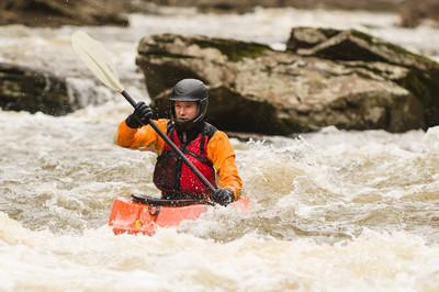 Tohickon Creek Whitewater Paddlers