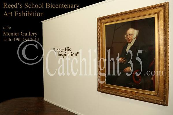 Reed's School Bicentenary Art Exhibition