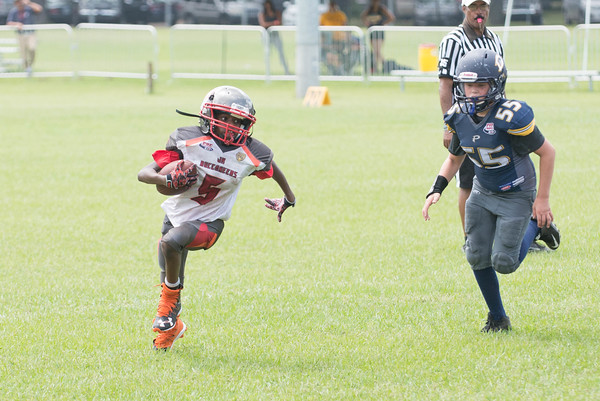 Jr Bucs Pop Warner