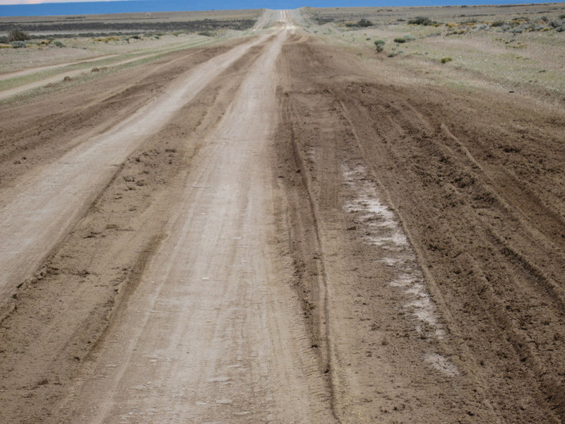 Ruta 40 Mud