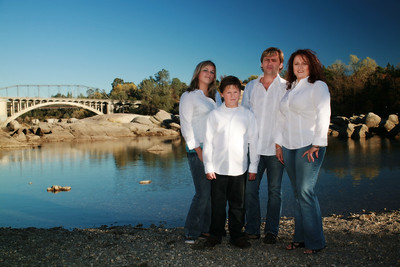 Svetlana Levtsenyuk Family