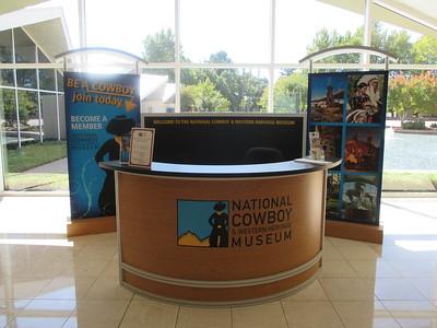 Oklahoma City - Cowboy Museum