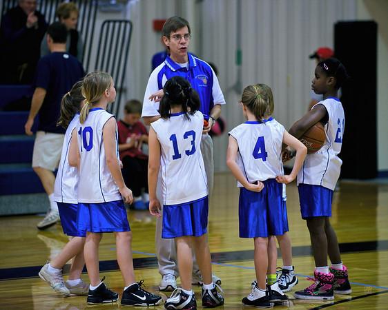 Grammar School Basketball-February 6, 2010