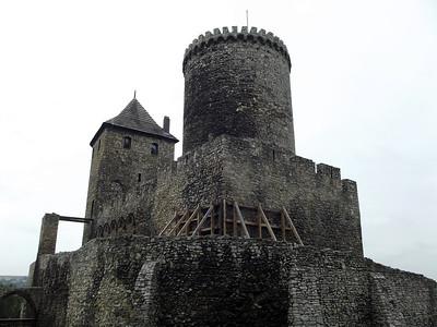 Bedzin Castle august 2012