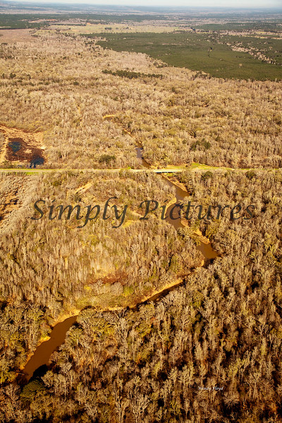 Neches River from the Air  043 copy