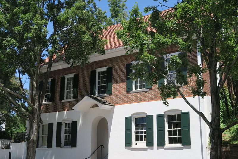 Vorsteher's House (ca. 1797)