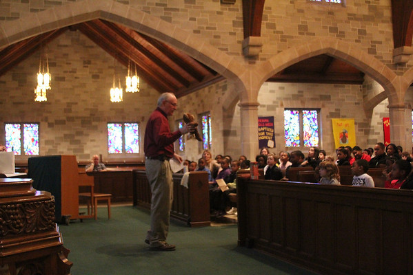 2013-03-27 K-9 Chapel at St. Paul Chicago Heights IL