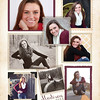 madison fall collage