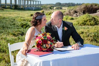 Rebecca and James - Wedding
