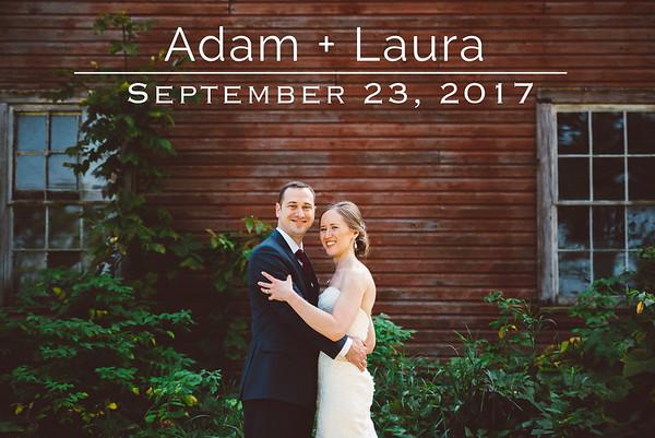 Adam & Laura