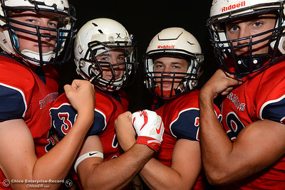 Las Plumas Football Preview 2016