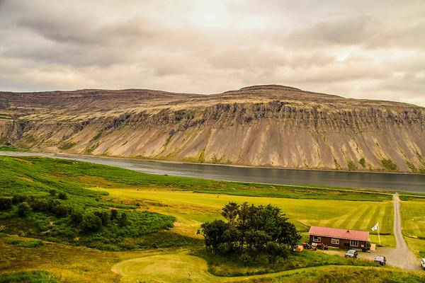 Vesturbotn - Golfklúbbur Patreksfjarðar