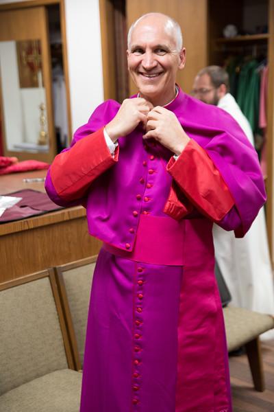 Episcopal Ordination of Bishop Steven Biegler - Solemn Vespers