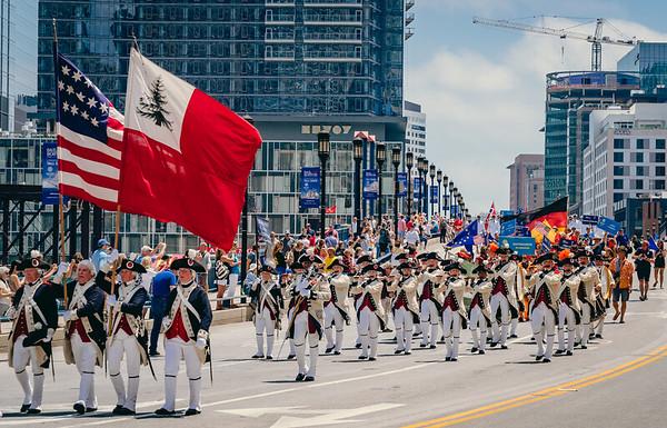2017-06 Sail Boston Crew & Cadet Parade
