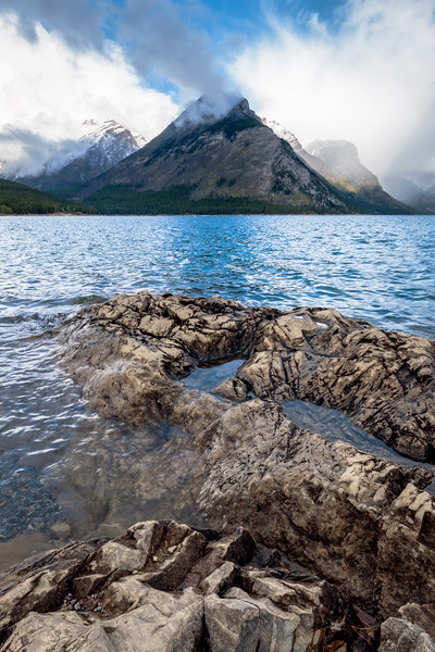 Day 258: Lake Minnewanka