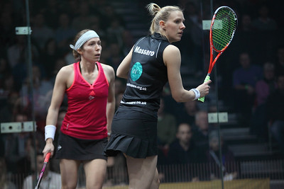 British Squash Nationals Day 1