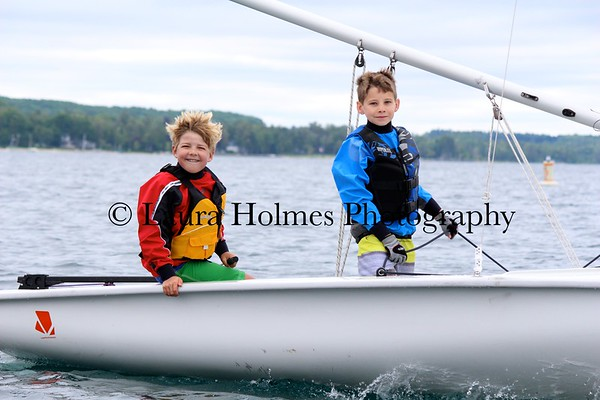 Sail School Tuesday June 23 AM