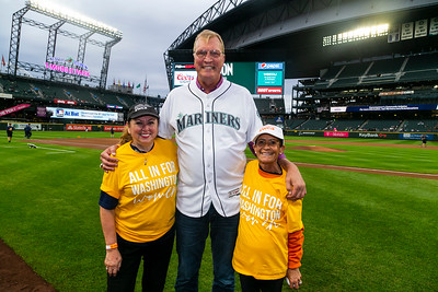 YWCA Night at the Mariners