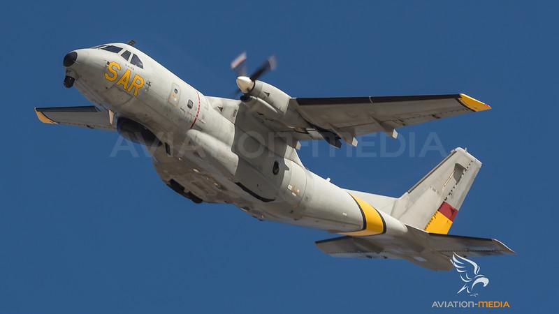 Spanish Air Force / CASA CN-235-100 MPA / T.198-12 D.04.03