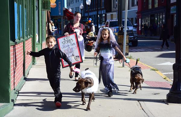 Fall Foliage Dog Parade - 100519