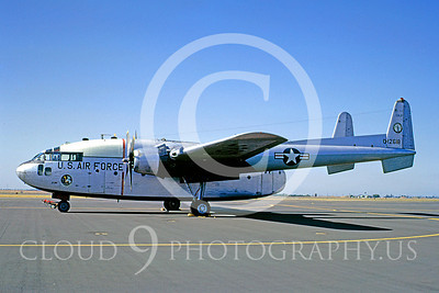 Air National Guard Fairchild C-119 Flying Boxcar Military Airplane Pictures