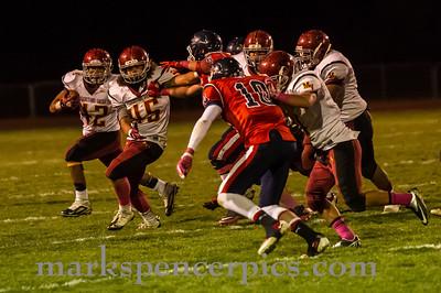 football SHS vs MtView 10-17-2012