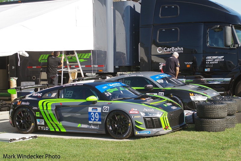 CarBahn with Peregrine Racing Audi R8