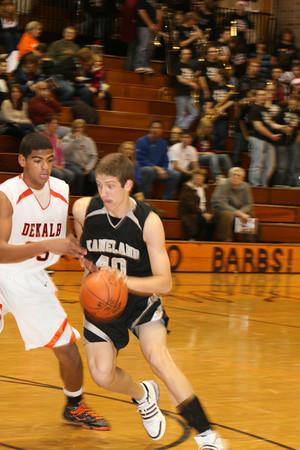 Boys Basketball @ DeKalb
