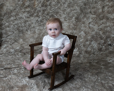 Leland's 6 Month Old session    030819