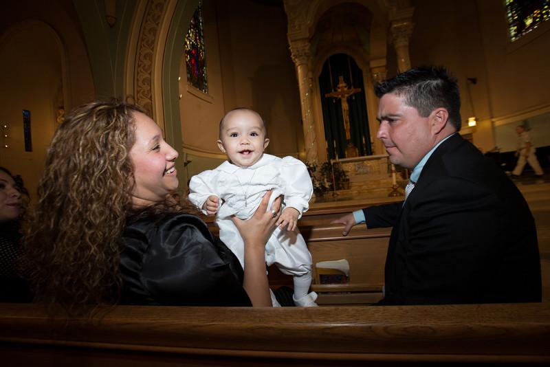 Sebastians Baptism