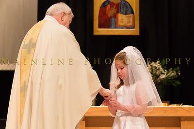 April 16, 2016 Communion