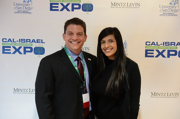 Cal-Israel Innovation Expo & Conference