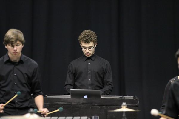 Sanderson Percussion Ensemble