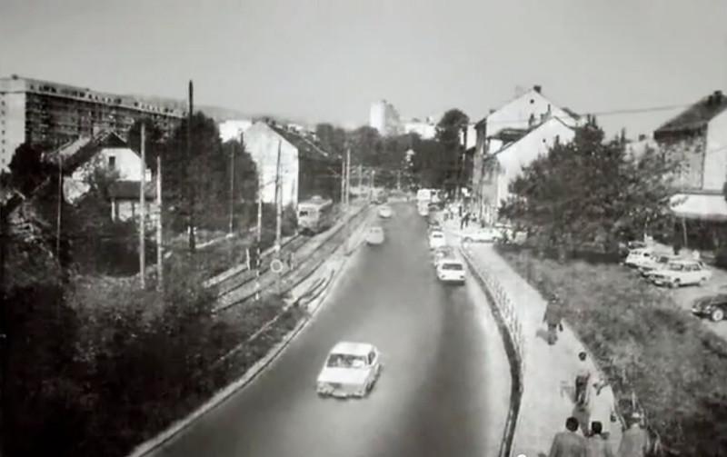 Dolac Malta sa ćirinog mosta pored Doma zdravlja Omer Maslić