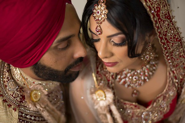 ANASTASIA & JAGJEET'S WEDDING