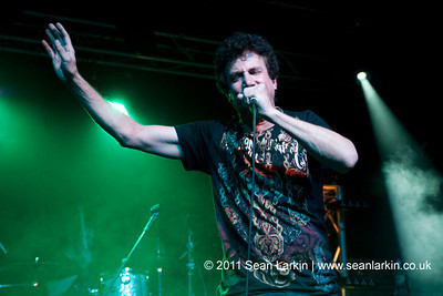 Jeff Paris - Firefest 2011