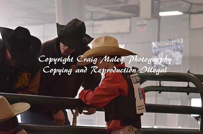 Build A Cowboy Saddle Bronc 04-26-14