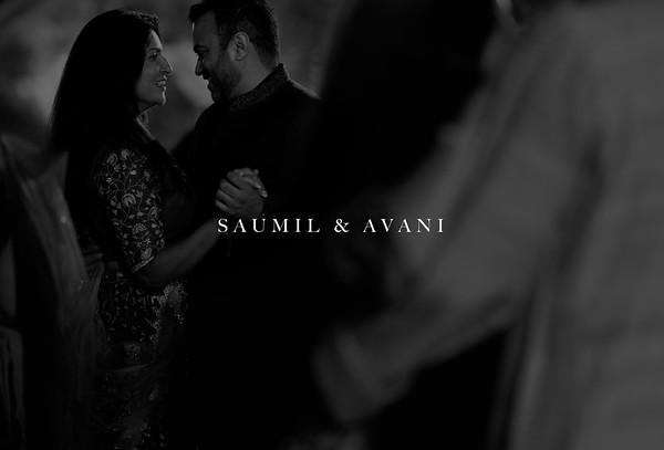 Saumil & Avani | Ahmedabad 2018