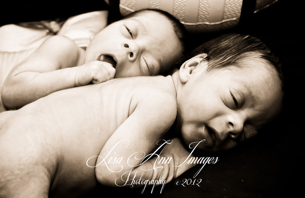 Isaiah & Isaac