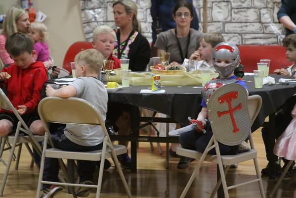 Knight's Club Banquet 2016