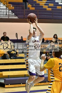 Laker Basketball vs Kickapoo 1/30/18