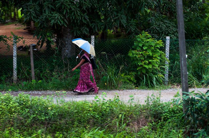 Sri Lanka woman