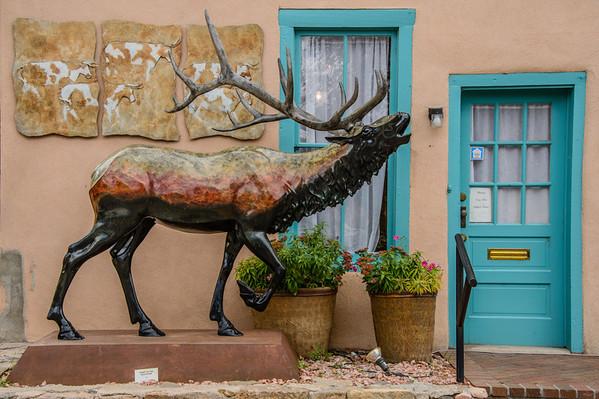 Santa Fe and Taos - 2012