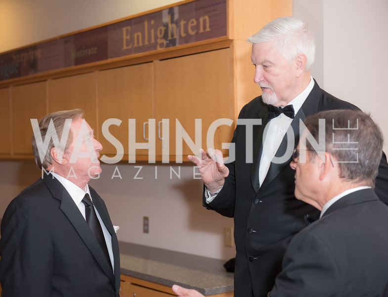 Tom McMillen,  National Archives Foundation, Records of Achievement Gala, Honoring First Lady Laura Bush.  October 10, 2018.  Photo by Ben Droz.