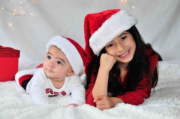 Erica's Christmas Photos