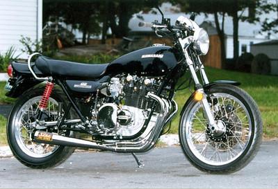 1974 kawasaki Z1-A