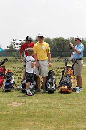 2011 Van Buren Golf Camp Day Two